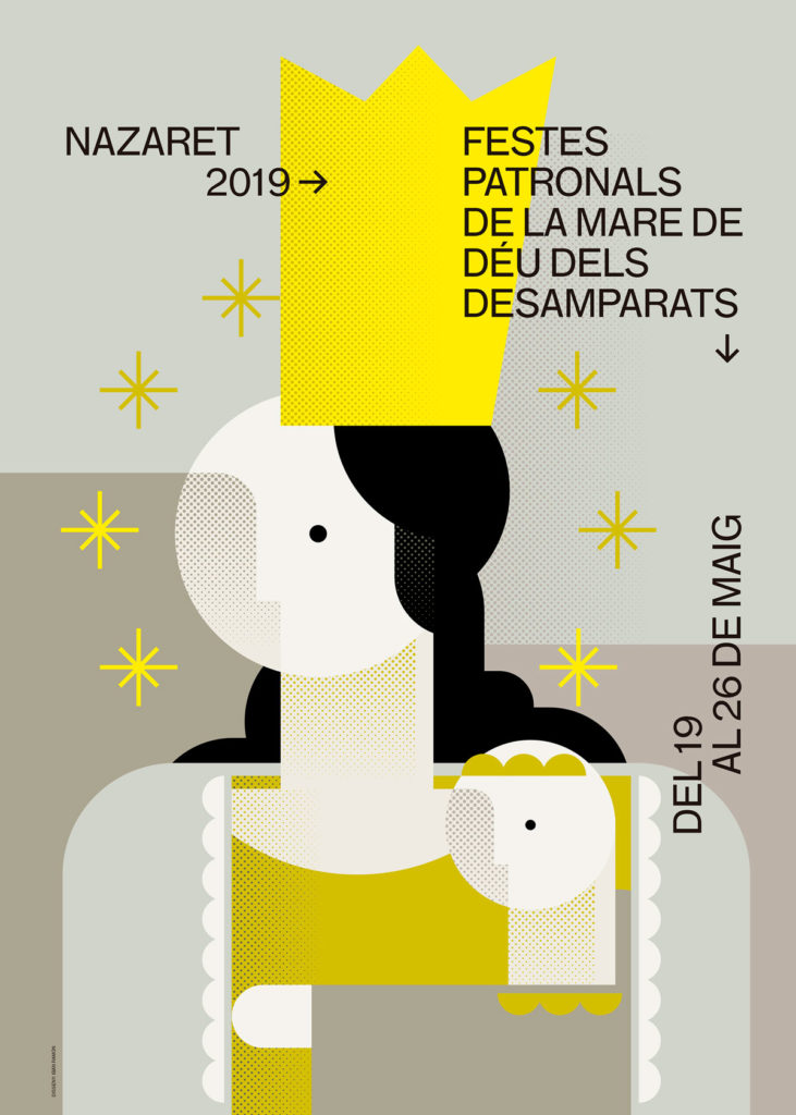 Honorable Mention | Iban Ramón | Clavarios fiestas de Nazaret