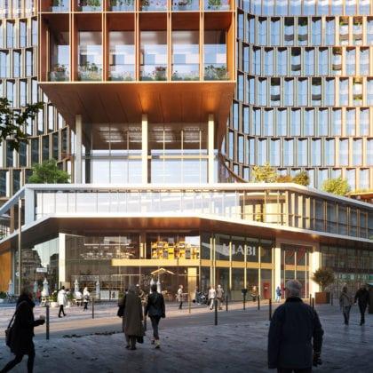Snøhetta and Binst Architects to Redesign the Iconic Centre Monnaie in the Heart of Brussels
