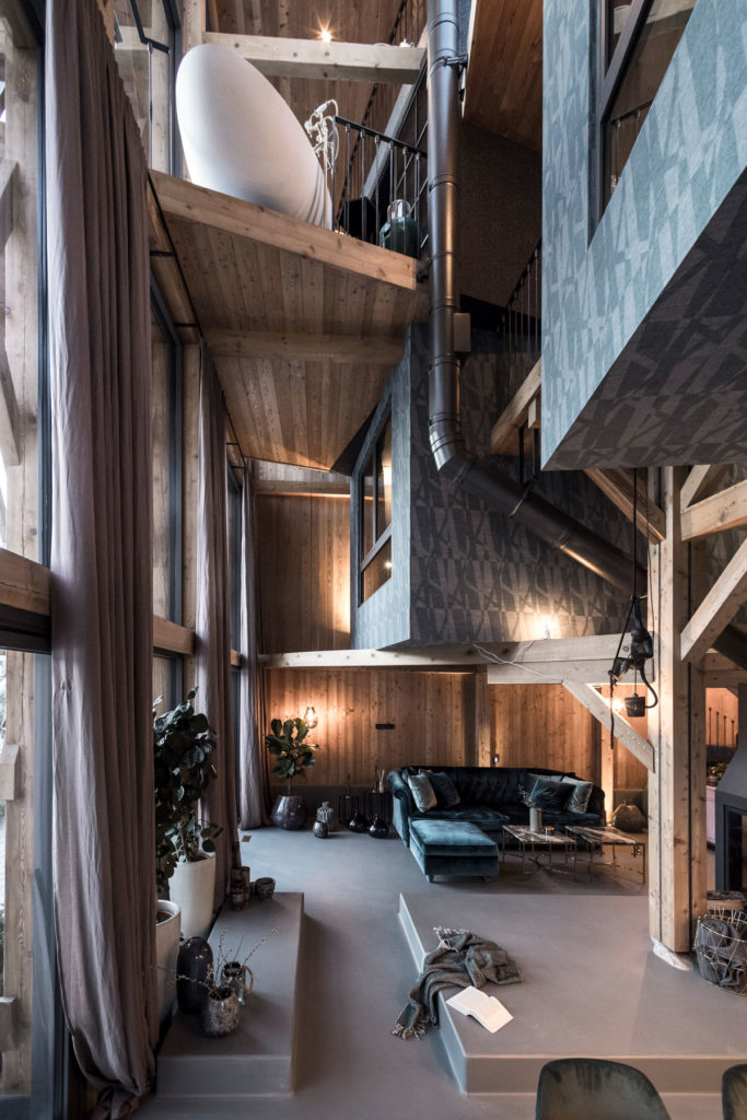 Messner - a dream house in Bolzano