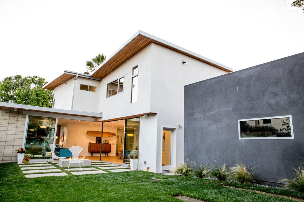 Mellow Yellow House - a Moonlight Beach residence