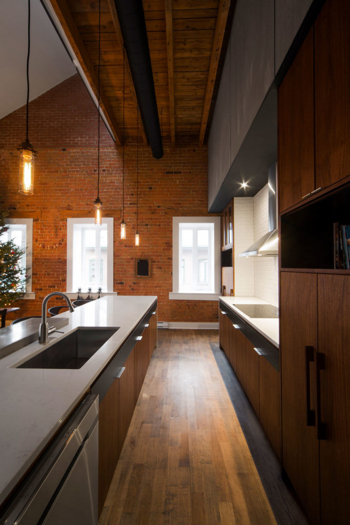 Loft Duvernay by Atelier BOOM-TOWN