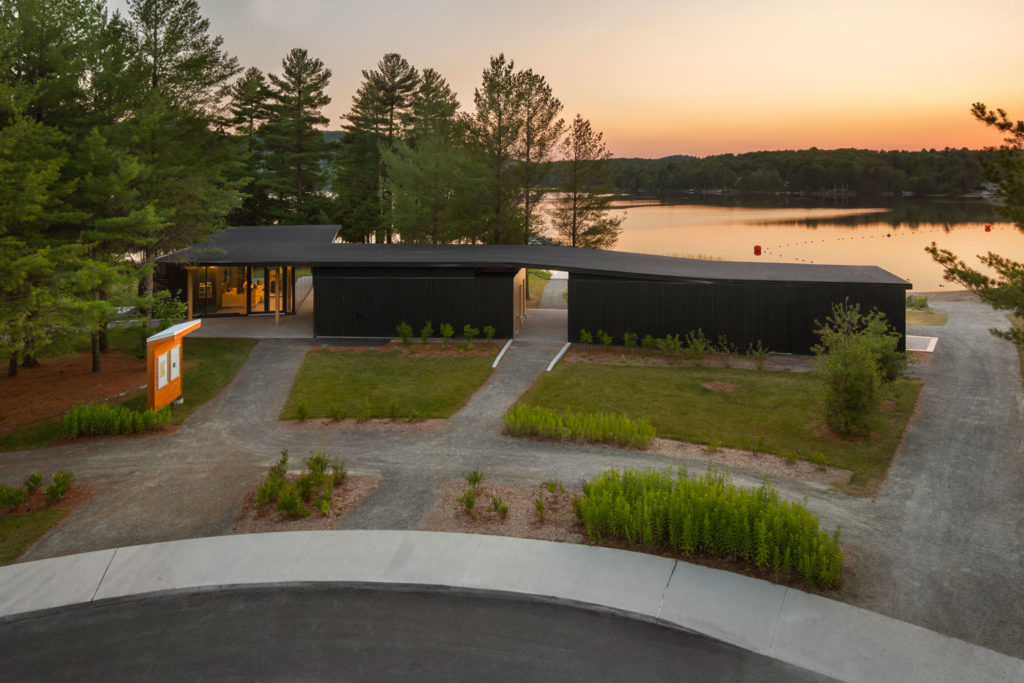Opeongo: Reinventing the Park Pavilion