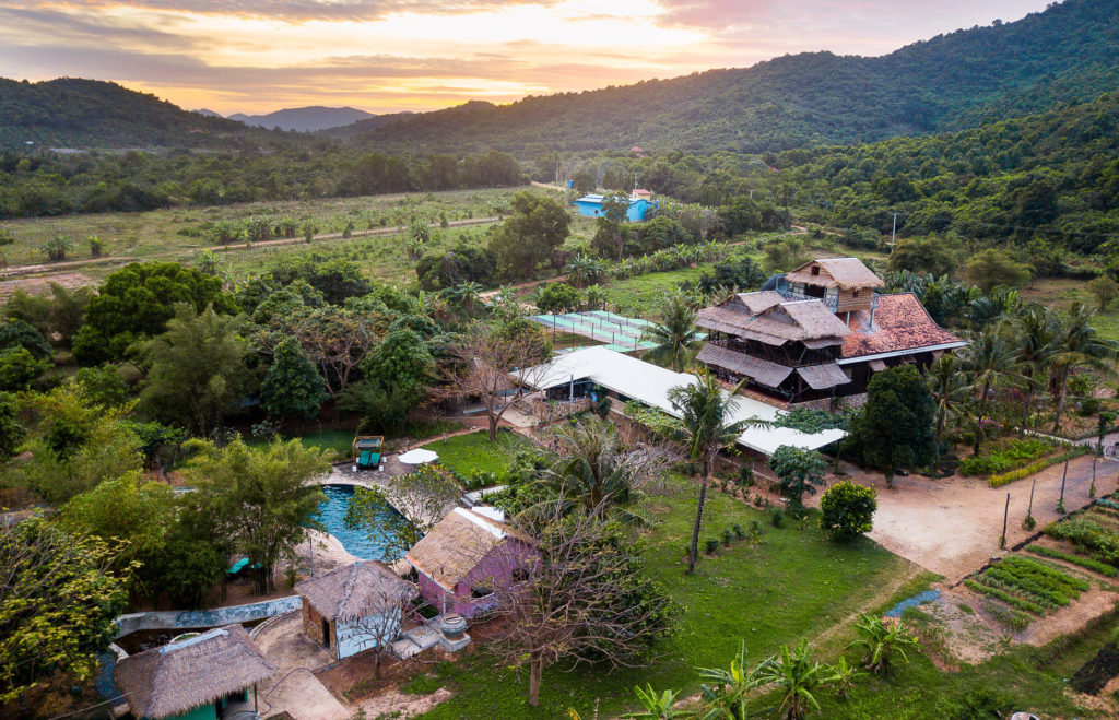Call for Submission: Cambodia Remote Hideout Huts