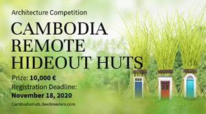 Cambodia Remote Hideout Huts
