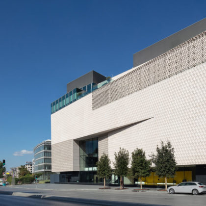 Arter Contemporary Art Museum by Grimshaw