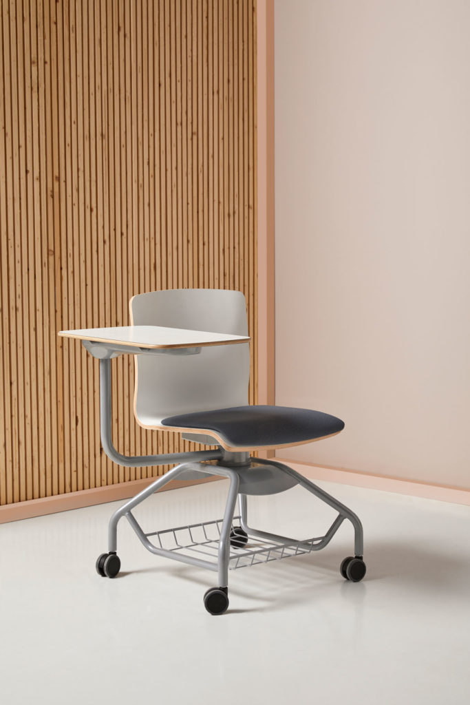 Alegre Design redefines school furniture to meet the needs of a safe and flexible educational environment