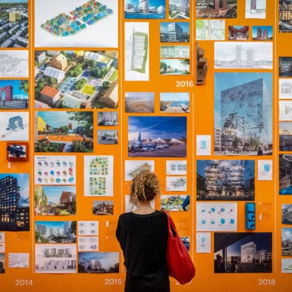 MVRDV celebrates opening of its Berlin office with MVRDV Haus Berlin exhibition