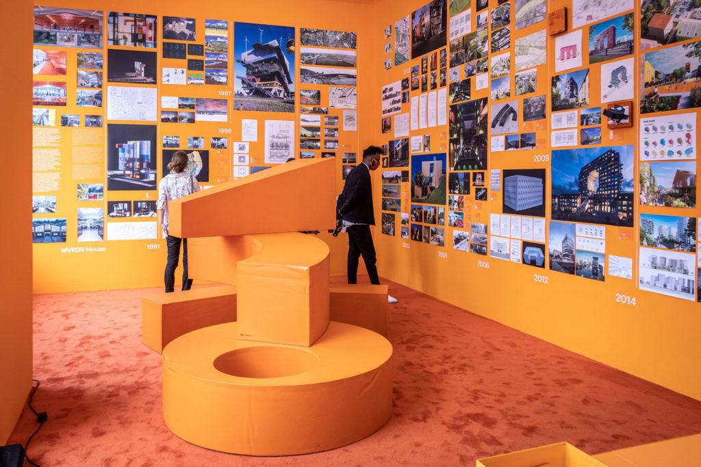 MVRDV celebrates opening of its Berlin office with MVRDV Haus Berlin exhibition