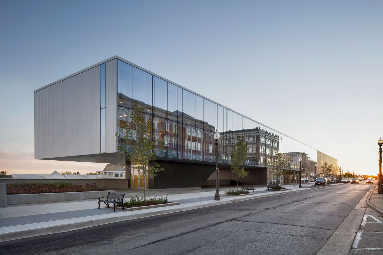 Laurier Brantford YMCA by CannonDesign