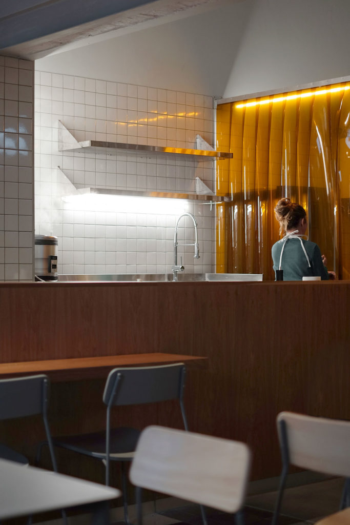 Na Num Restaurant by KURHAUS Studio