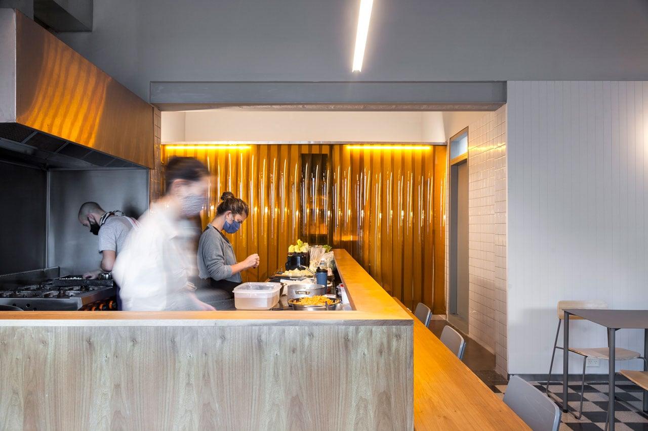 Na Num Restaurant by KURHAUS Studio