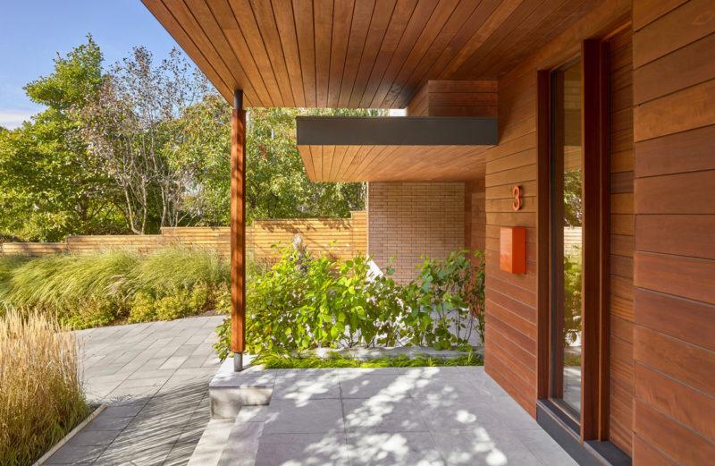 Garden Circle House by Dubbeldam Architecture + Design