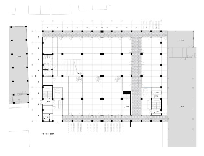 Factory Ground Floor Plan