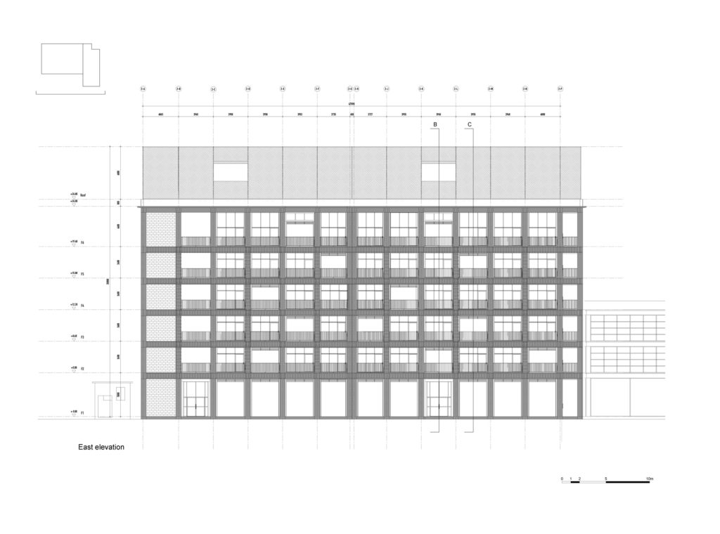 Factory Elevation