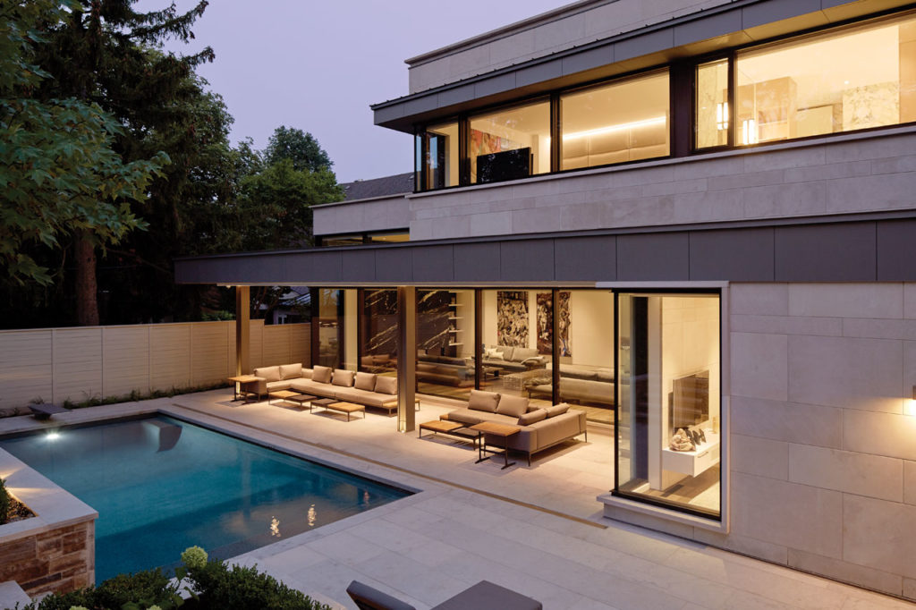 Russell Hill Road Residence - a new Toronto contemporary residence