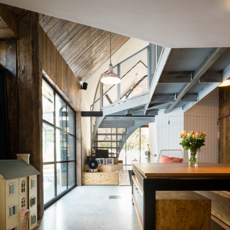 Stanyard's Cottage by Alter & Company