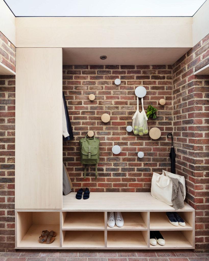 XXS // Portico by Brosh Architects