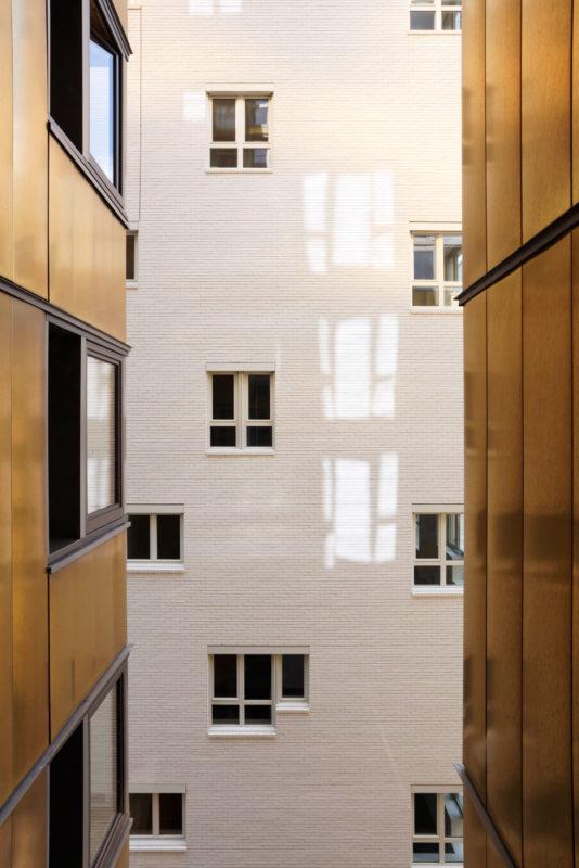 La Fab - The agnès b. collection by SOA Architectes