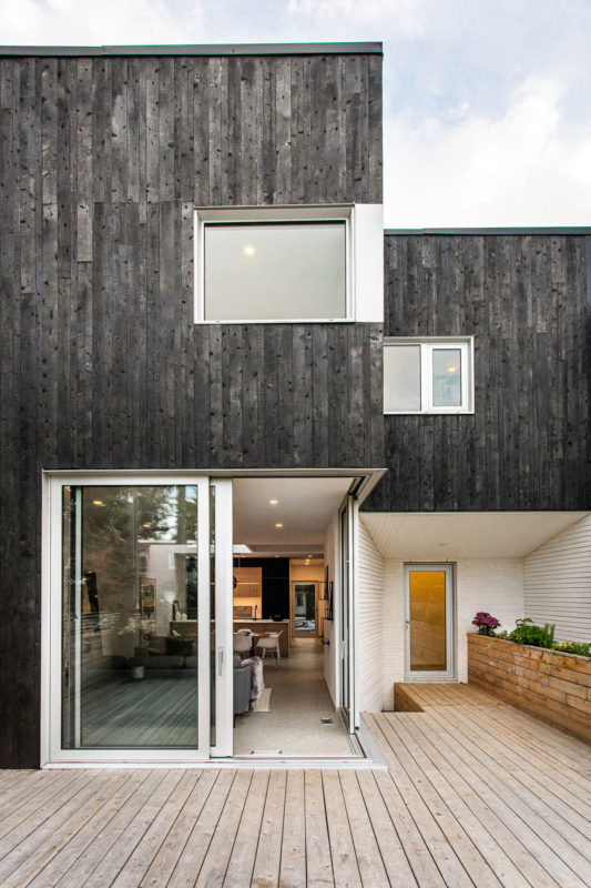 Reinventing the Shoebox by Fugere Architecture