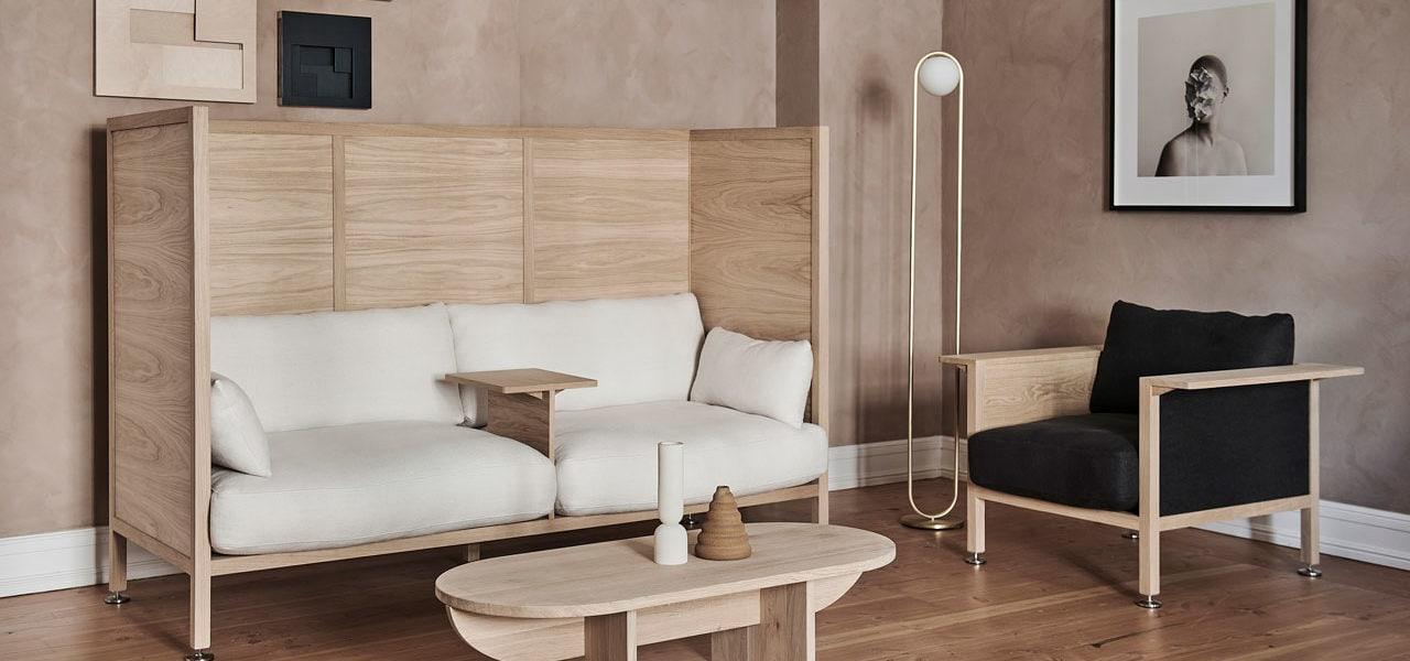 Snøhetta Designs Casework Collection for Erik Jørgensen