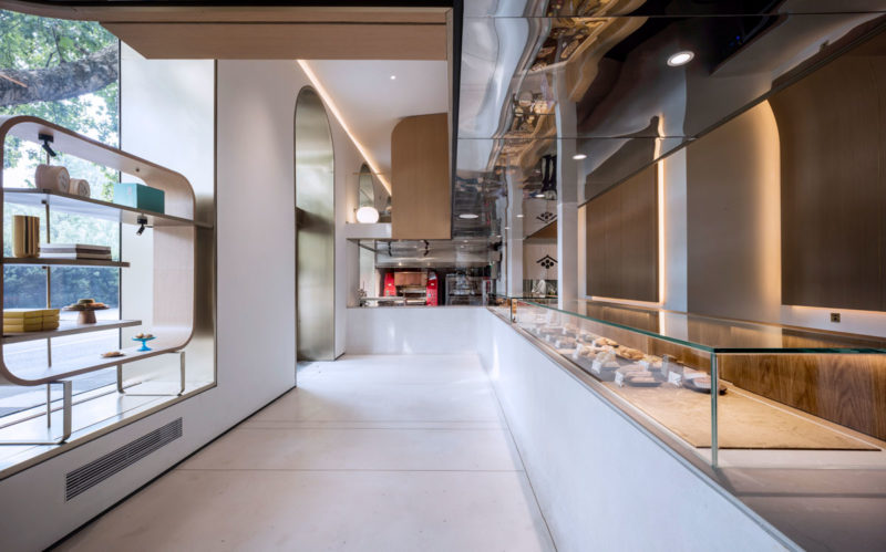 ANSHUKA Pastry Store by WJ Design