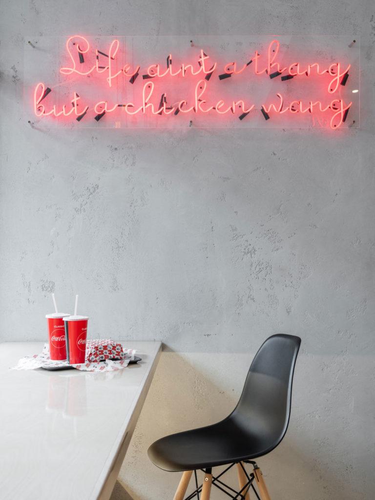 Chicken Mafia Restaurant by GRETAPROJECT