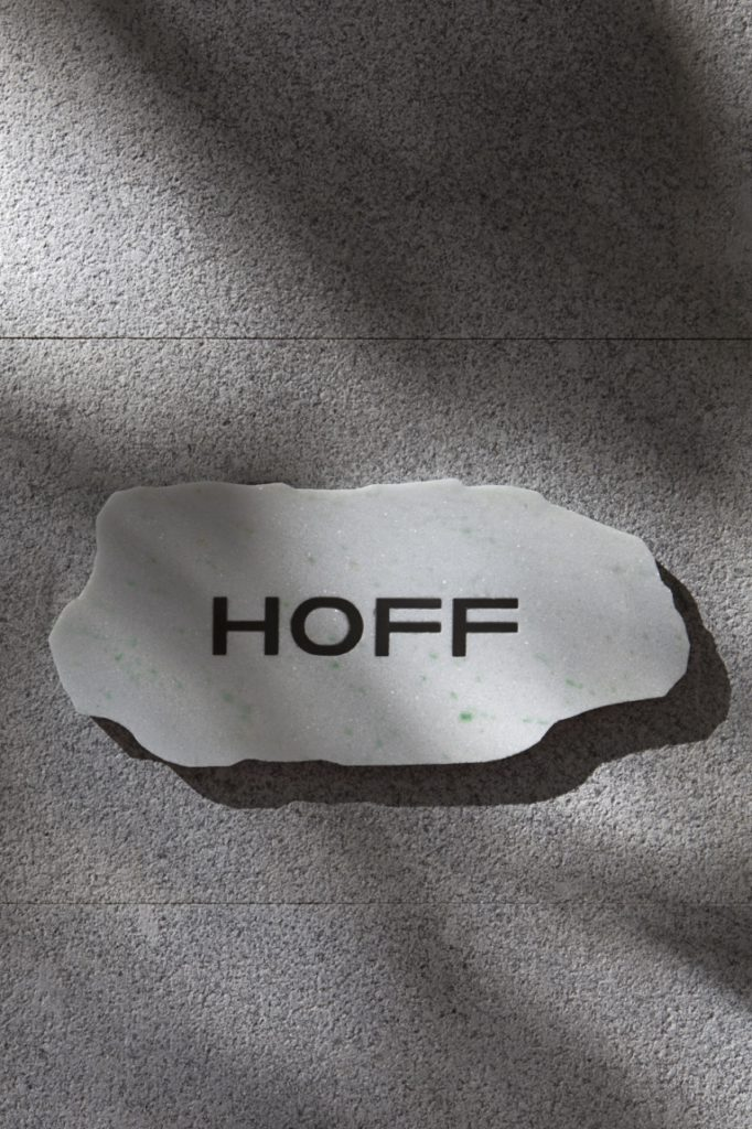 HOFF Flagship Store - a  retail design concept in Madrid