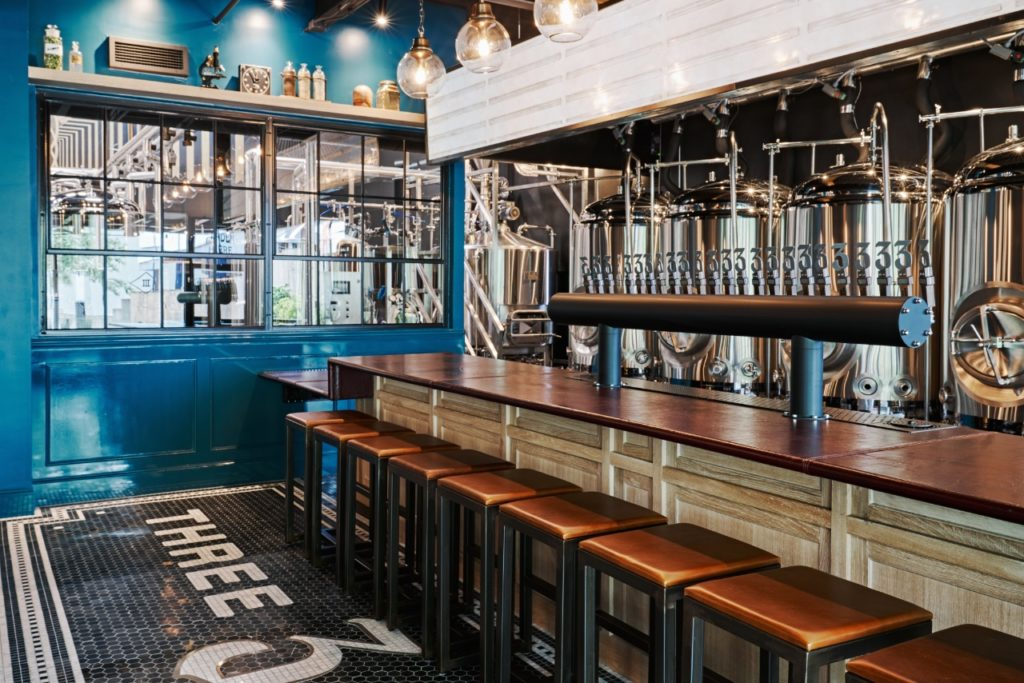 Three Taverns Imaginarium by Square Feet Studio