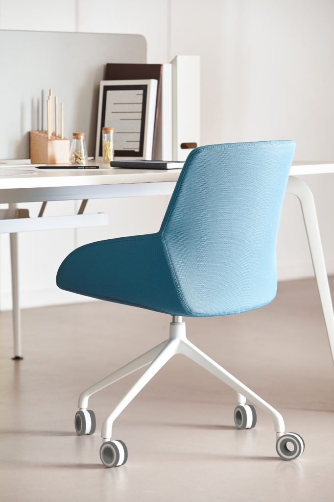 From Plastic Bottles to Professional Chairs for Remote Working