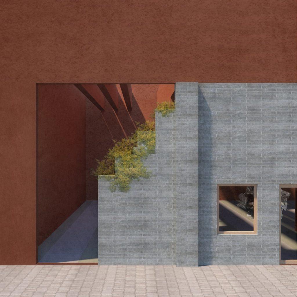 Q-Village, a cultural centre by SCSTUDIO
