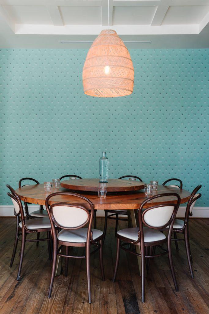 Watchman's an Atlanta Restaurant by Square Feet Studio