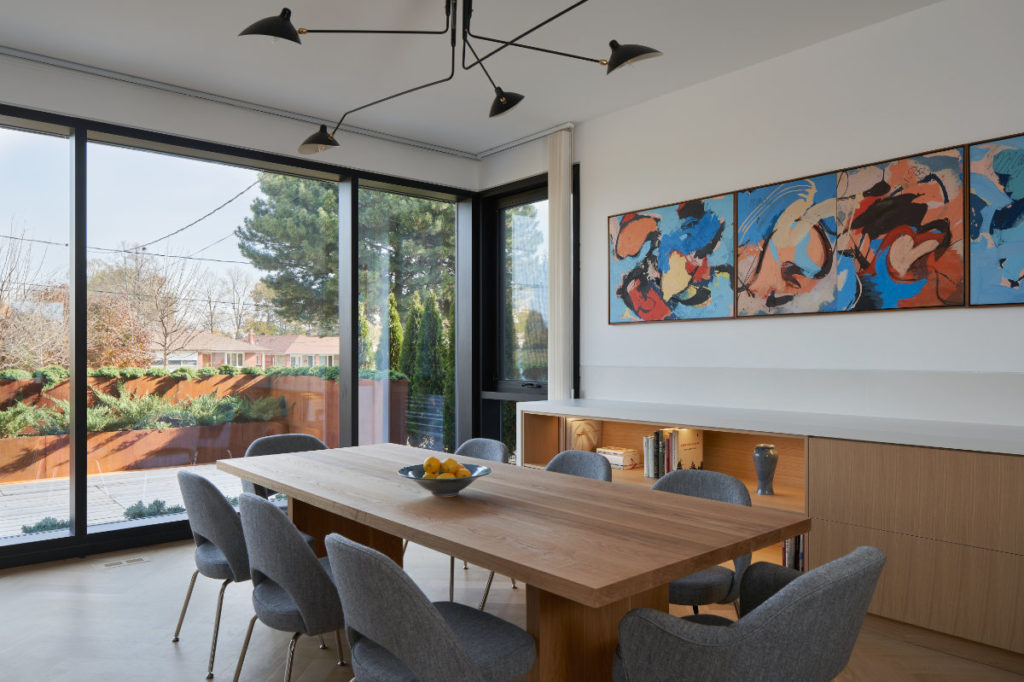 Emily's House: A Modern Multi-Generational Home