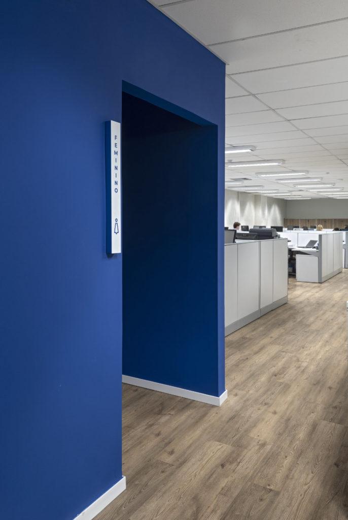 Construtora Barbosa Mello's new headquarters by Vazio S/A
