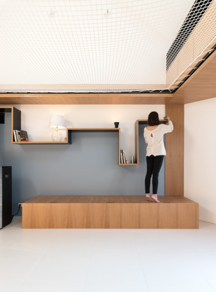 Around the Net by Martins | Afonso atelier de design & l'atelier miel