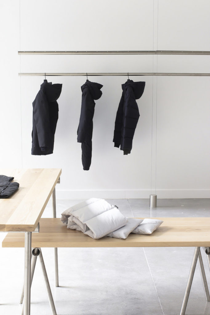 A Contemporary Nordic Lifestyle was the Inspiration for Canadian Brand Quartz Co.'s First Boutique