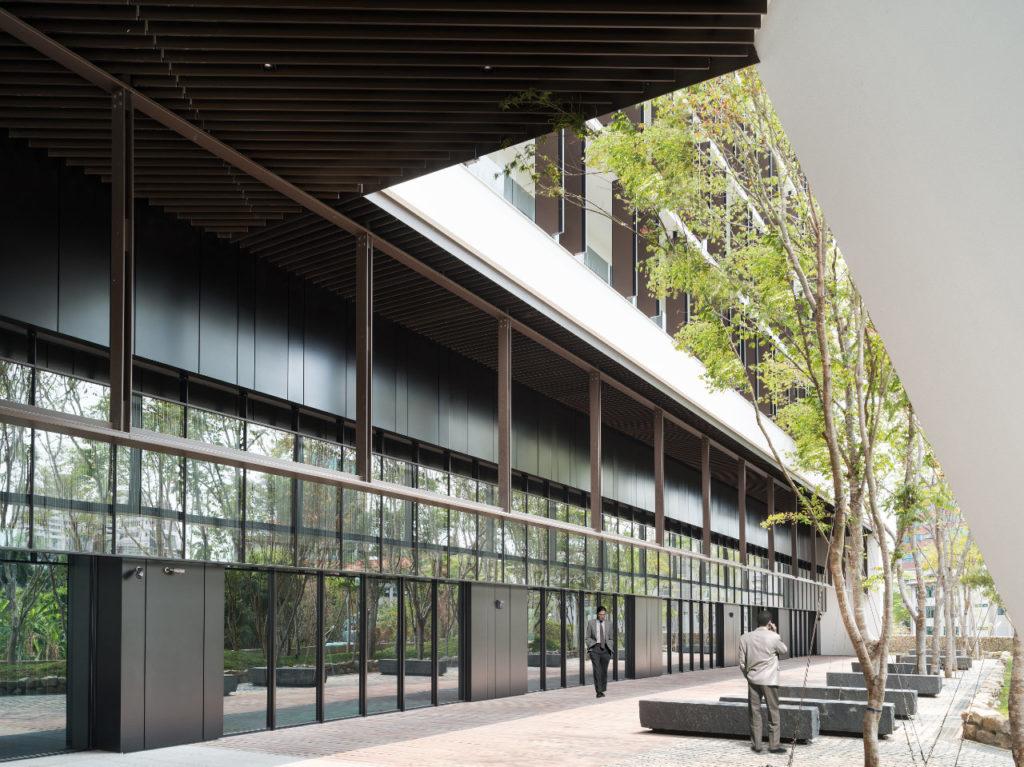 Biosphere, a Modern Luxury Green Work
