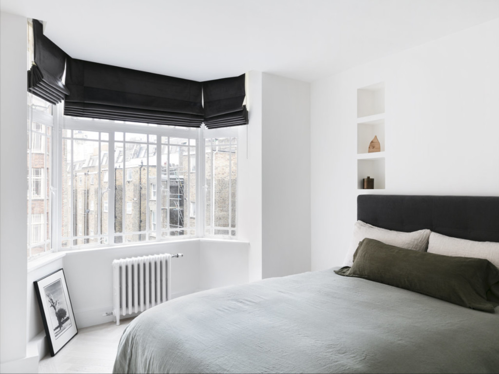 West 5 Apartment, London by Brosh Architects