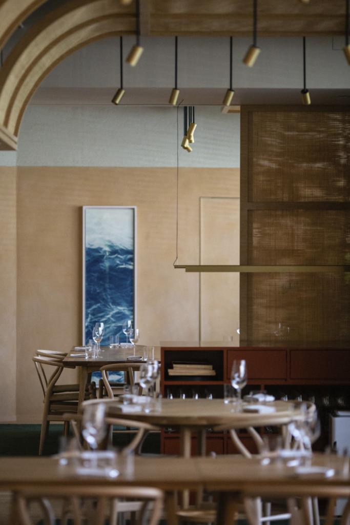 Whey Restaurant by Snohetta
