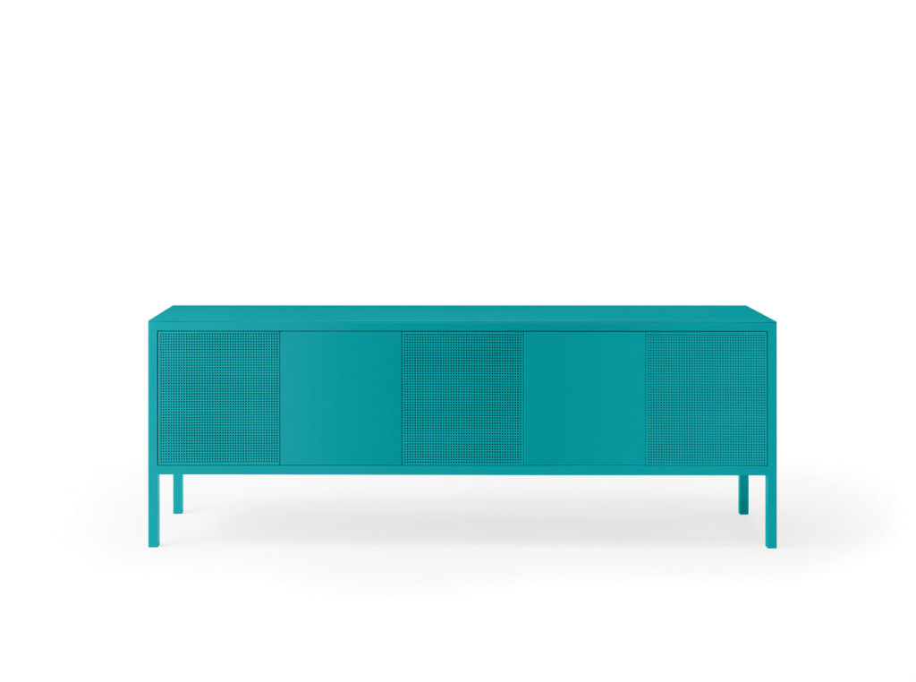 Fantin Turquoise Blue