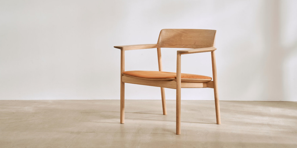 Foster + Partners has launched a new range of chairs to complement its existing OVO furniture collection for Benchmark
