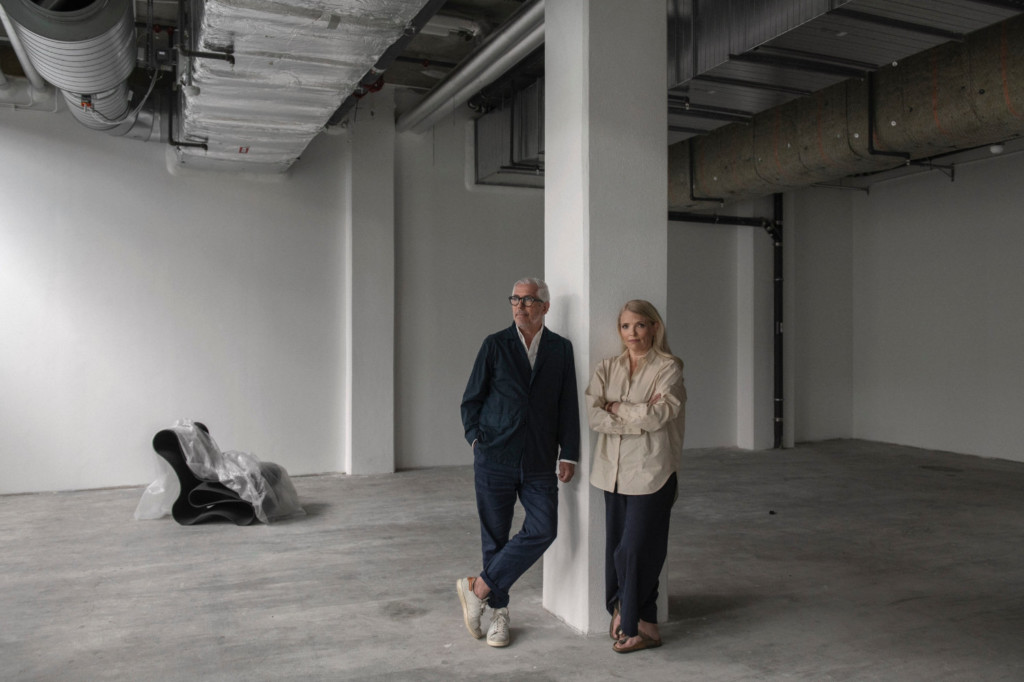 Founders Philippe & Ulrika Attar, Stockholm Creative Edition