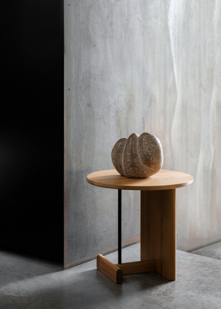 Fogia: New table Koku by Norm Architects