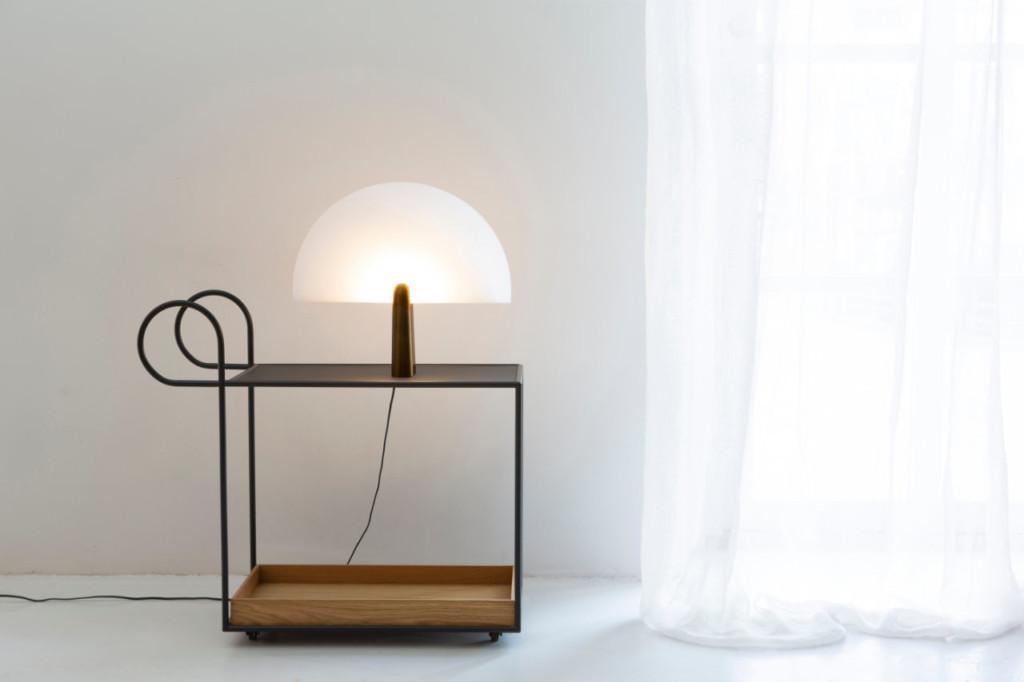 Klong: New lamp Pavo designed by Broberg Ridderstråle