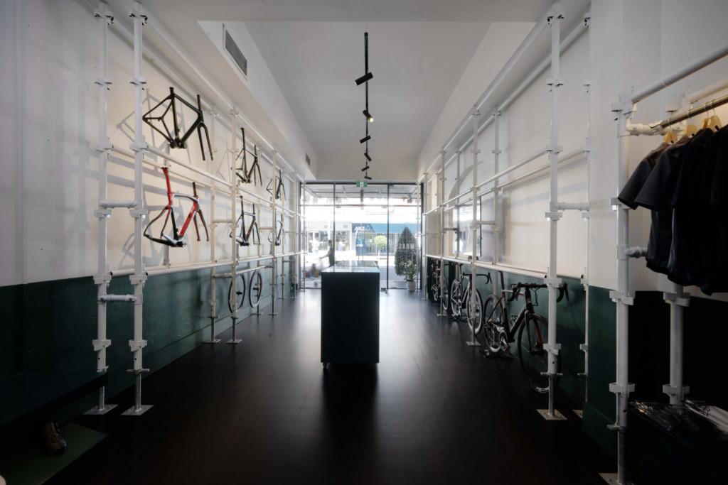 Embassy Cycling by GSB-N Studio