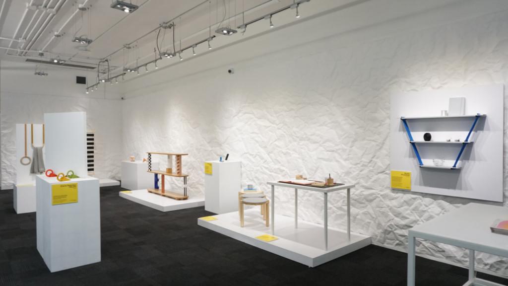 'Work/Life' prototype exhibition at the 2019 DesignTO Festival