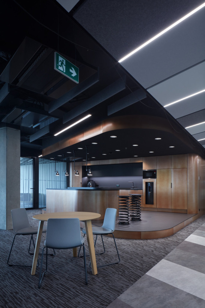 LIVESPORT – offices like a machine driven by pilots