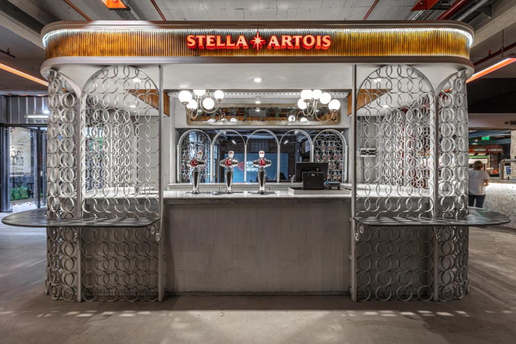 Stella Artois- Mercat by Hitzig Militello Architects