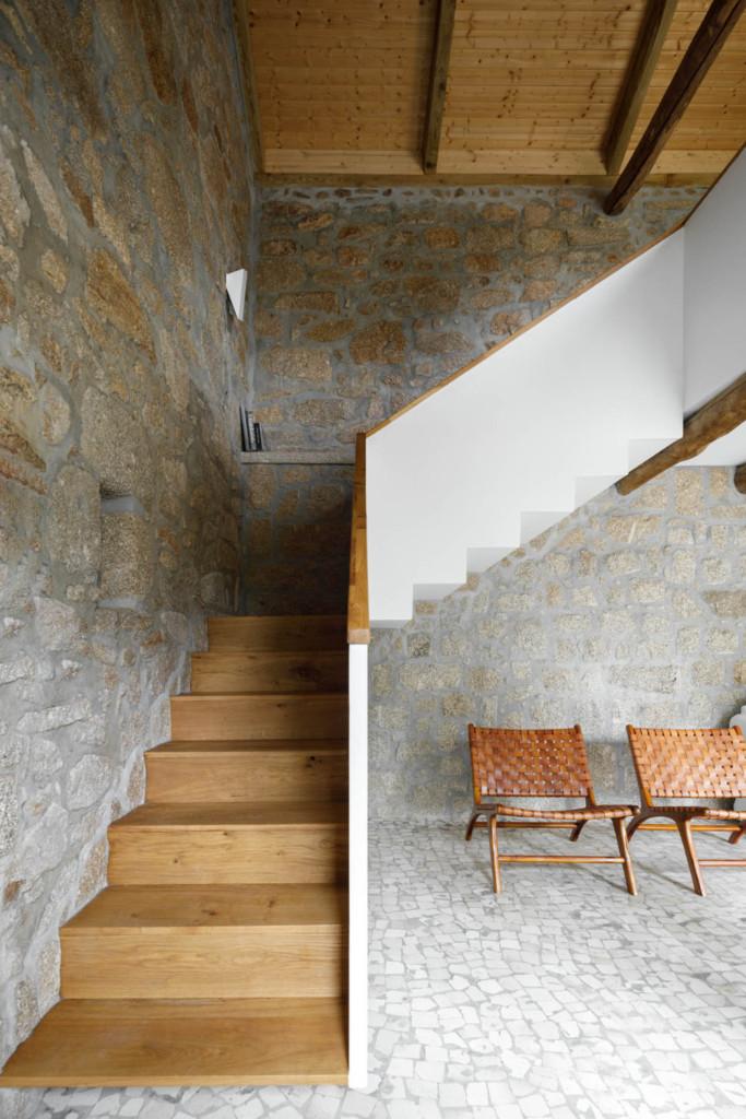 Casa da Calçada - a rehabilitation with history