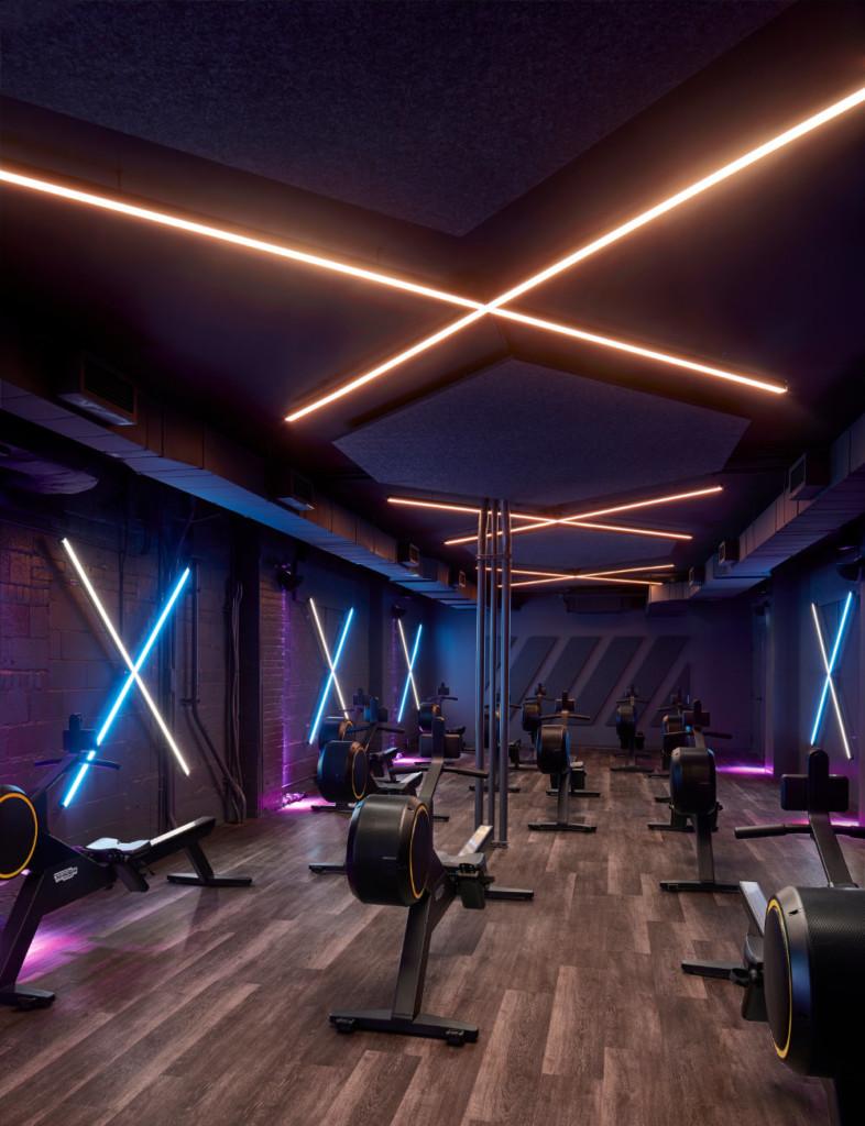 Power10 Fitness by Dubbeldam Architecture + Design