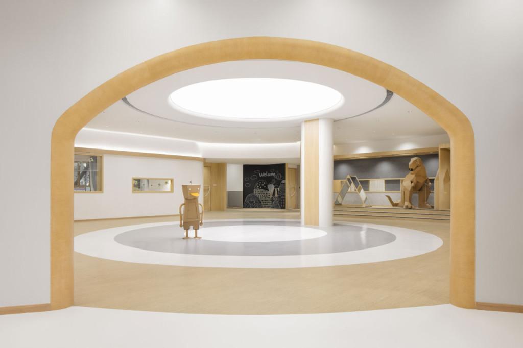 Crown Dream International Kindergarten by VMDPE Design